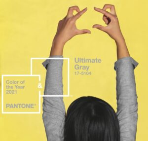 Photo of the Pantone colour of the year