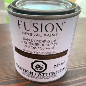 Cappuccino stain by Fusion